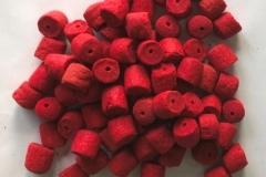 czerwony 18mm